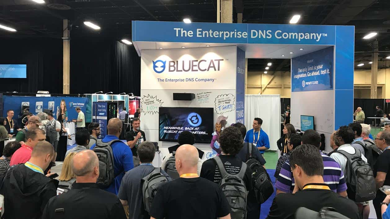 BlueCat Booth